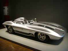 1959 The Corvette Stingray Racer Special