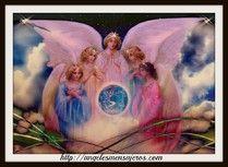 Angeles y Arcangeles-que es un angel-arcangel-Miguel-como hablar con angeles-ayuda de los angeles-arcangeles mayores-los 7 arcangeles