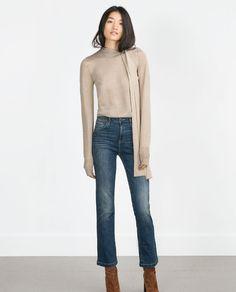 Image 1 of SLIM JEANS from Zara