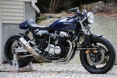 honda nighthawk cafe | 1976 Cb750 Honda, Cafe Racer CB photo