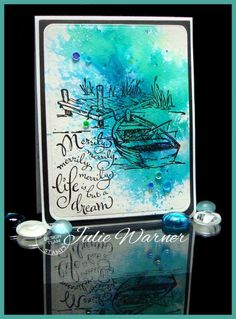 Row Your Boat FS493 by justwritedesigns at Splitcoaststampers