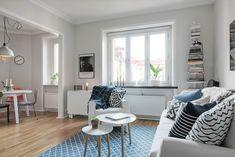 amueblar para alquilar: 8 claves decorativas que funcionan. Nordic Style, Interiores Design, House Design, Home Decor, Scandinavian Interiors, Ideas, Scandinavian, First Home, House Decorations