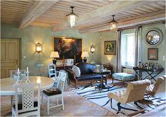 Elegant too! farmhouse-mirmande-sittingroom.jpg 600×425 pixels