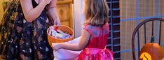 This Halloween, Think of the Children - Trick or Treat! Origin Of Halloween, Cheap Fashion, Fashion Outfits, Green America, Pumpkin Carving, Carving Pumpkins, Line Shopping, Green Gifts, Cool Halloween Costumes