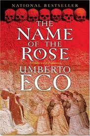 I worship all things ECO. I had to do a book-report on this in middle school and it was love at first read!  The Name of The Rose by Umberto Eco