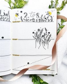 Simple quick guide to starting a simple bullet journal notebook. Check out this quick start guide to starting journaling today. Bullet Journal Weekly Layout, Bullet Journal Notebook, Bullet Journal Inspiration, Weekly Log, Bullet Art, Bullet Journel, Hello Monday, Journal Template, Planner Layout