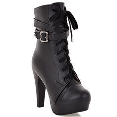 By Savio  - Lovely Olga Boots, $89.00 (http://www.bysavio.com/lovely-olga-boots/)