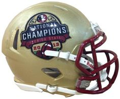 2014 NEW RELEASE Florida St Seminoles 2013 BCS National Champions Authentic Revolution Speed Full Size Helmet ORDER NOW $264.79