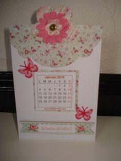mini calendrier 2016