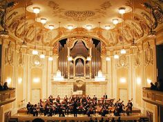 Stiftskeller St.Peter In Austria Combines A 3 Course Meal With A Live Amadeus Orchester In Historical Themed Costumes... An Experience Indeed!