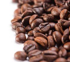 Jakaś kawa w ziarnach
