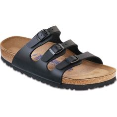 2fb2773a99abf7 Birkenstock Florida Soft Footbed Slide Sandals    Casual Sandals    Shop  now with FootSmart