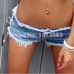 $9.29 (Buy here: https://alitems.com/g/1e8d114494ebda23ff8b16525dc3e8/?i=5&ulp=https%3A%2F%2Fwww.aliexpress.com%2Fitem%2FSummer-beach-american-apparel-disco-sexy-mini-jean-denim-booty-shorts-hollow-out-short-femme-pantaloncini%2F32317729655.html ) Summer beach Sexy Low rise disco sexy mini jean denim booty shorts hollow out short femme pantaloncini donna bermuda feminina for just $9.29