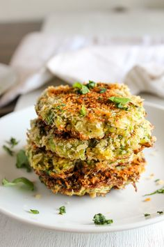 Brussels Sprout Fritters – Throw everything that you think you know about brussels sprouts out the window. This is a game-changer. These are crispy, savory pieces of heaven, perfect for brunch or midday snacking. MAKE THEM NOW.