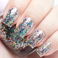 Etude House PPK007 Nail Polish Swatches & Review