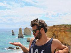 Nailed it. #GreatOceanRoad #BestRoadTripEva #SendMeBack #12apostles by wattsryan http://ift.tt/1ijk11S