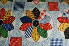 Vintage 70's fabric