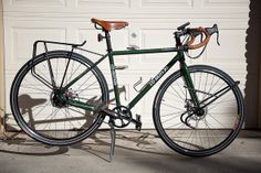 CoMotion Americano Rohloff Touring Bicycle | Flickr - Photo Sharing!