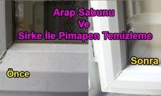 Arap Sabunu  Ve  Sirke İle Pimapen Temizleme Cleaning Hacks, Diys, Life Hacks, Remedies, Bricolage, Home Remedies, Do It Yourself, Homemade, Diy