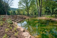 There's also a beautiful spring inside the park that's a popular spot among guests. Echo Bluff State Park, Eminence
