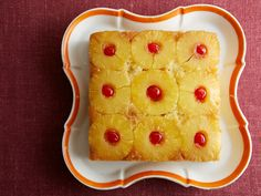 Pineapple Upside-Down Cake Recipe : Trisha Yearwood : Food Network - FoodNetwork.com