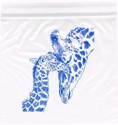 Animal Mamas, Giraffe
