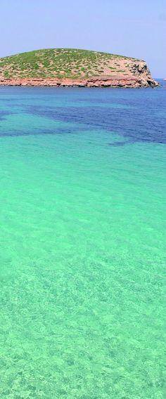 Cala Comte Beach, Ibiza, Spain