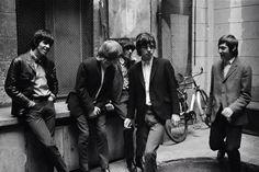 Keith Richards, Brian Jones, Bill Wyman, Mick Jagger, Charlie Watts
