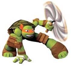 tmnt nickeloden michealangelo | CA: Michelangelo has demonstrated an artistic side in other TMNT ...