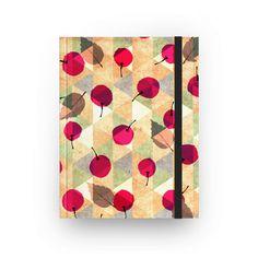 Caderno Sweet Cherries do Studio Vickn