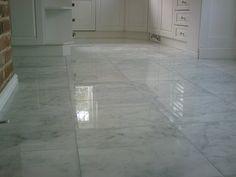 White Kitchen Floor Tiles love this 24x24 white porcelain floor tile! | house decor ideas