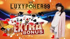 Kini bermain judi poker online dengan banyak keuntungan didalamnya, kanapa ? karena pada saat anda bermain didalamnya tedapat beragam bonus untuk anda.