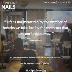 #quote #LNEphilosophy #course #nails www.londonnails.it