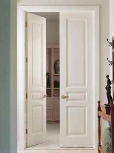 Interior Bedroom Door. Bedroom To Bathroom French Doors. Traditional  Interior Door N