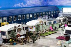 Campsite Hotel – Un hôtel à thème à base de caravanes   Ufunk.net