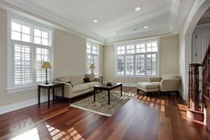 Hardwood Flooring Ideas with rich cherry hardwood floor