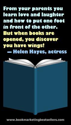 Books Make Your Imagination Soar!