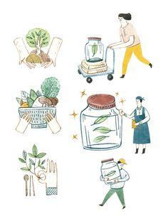 農夫 插畫 - Google 搜尋
