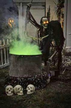 cauldron creep original design by devils chariot