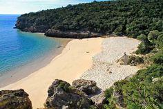 Praia dos Coelhos   VisitSetubal Portugal
