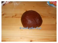 pasta frolla al cacao , gusto e morbidezza
