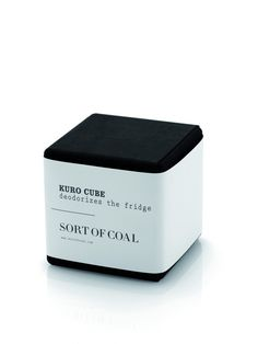 Sort of Coal - Kuro Cube - gifts - I/OBJECT