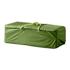"MUSKÖ storage bag for seat pads Length: 45 5/8 "" Width: 19 1/4 "" Height: 13 3/4 "" Length: 116 cm Width: 49 cm Height: 35 cm"