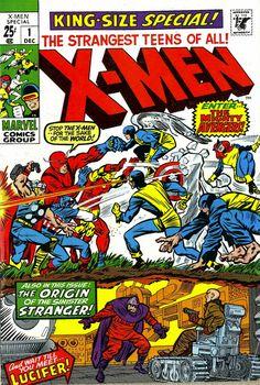 King Size X-Men #1