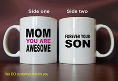 Father son xmas gifts for mom