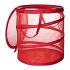 KUSINER Mesh Basket with Lid Red