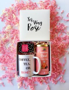 Yes Way Rose Gift Box, Gifts for her, Bridal Gift, Client Gift, Welcome Gift, Thank You Gift, Bridesmaid Gift,