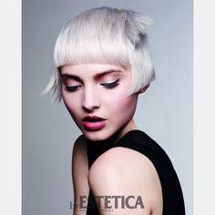 Capelli Donna, Corti, Biondo, avantgarde - Tagli Capelli - Moda Capelli: tagli e acconciature by Estetica