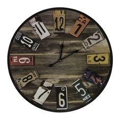 Cooper Classics 40710 Will Clock | ATG Stores