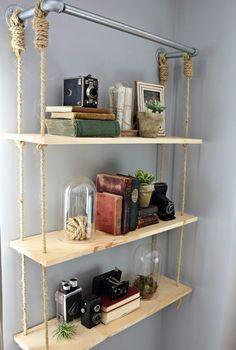 92 best diy shelves images shelves blue prints arredamento rh pinterest com